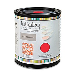 Lullaby Paints Nursery Wall Paint Collection in Top it Off
