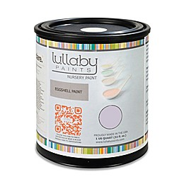 Lullaby Paints Nursery Wall Paint Collection in Fresh Violet