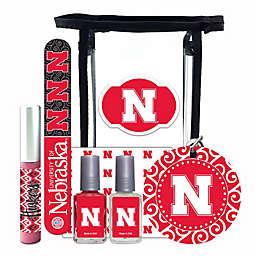 University of Nebraska 5-Piece Women's Beauty Set