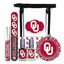 University of Oklahoma 5-Piece Women's Beauty Set