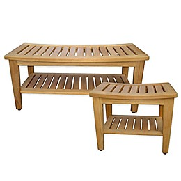 Haven™ Teak Shower Bench Collection
