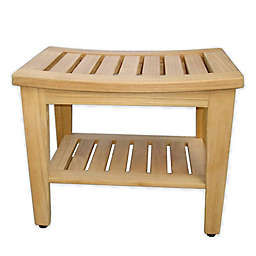 Haven™ Teak Shower Bench