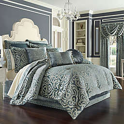 J. Queen New York™ Sicily Comforter Set in Teal