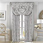 J. Queen New York™ Chandelier 84-Inch Window Curtain Panel Pair in Silver