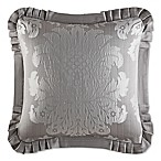 J. Queen New York™ Chandelier Square Throw Pillow in Silver