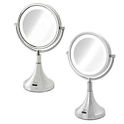 Sharper Image LED Sensor 8X Mirror