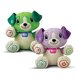LeapFrog® My Pal Scout or My Pal Violet Personalized Plush Learning Toys