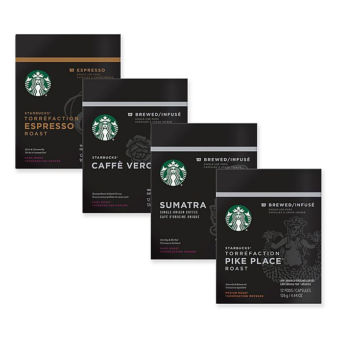 Alternate image 1 for Starbucks® Verismo™ Pods