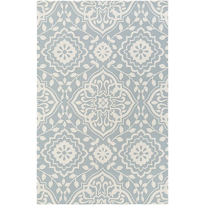 Alternate image 1 for Artistic Weavers Annette Ruby 8-Foot x 11-Foot Area Rug in Light Blue