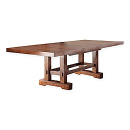 Steve Silver Co. Zappa Dining Table in Cherry