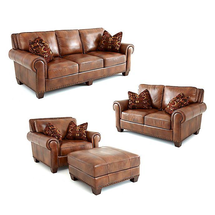Super Steve Silver Co Silverado Leather Living Room Collection Creativecarmelina Interior Chair Design Creativecarmelinacom
