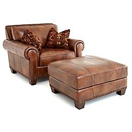 Steve Silver Co. Silverado Chair in Camel