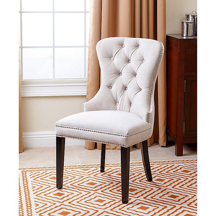 Alternate image 1 for Abbyson Living® Versailles Velvet Dining Chair