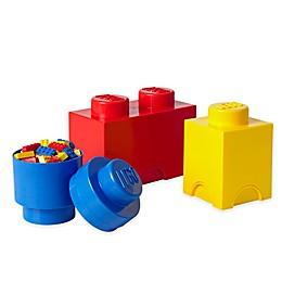 LEGO® 3-Piece Storage Brick Set