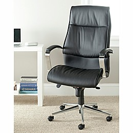 Safavieh Fernando Desk Chair in Black