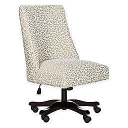 Safavieh Scarlet Desk Chair in White