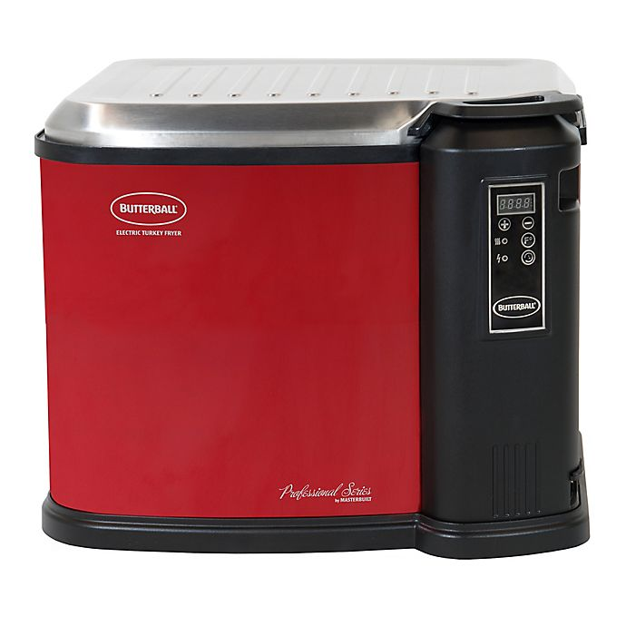 Alternate image 1 for Masterbuilt® Butterball® Digital XXL Electric Fryer in Cinnamon