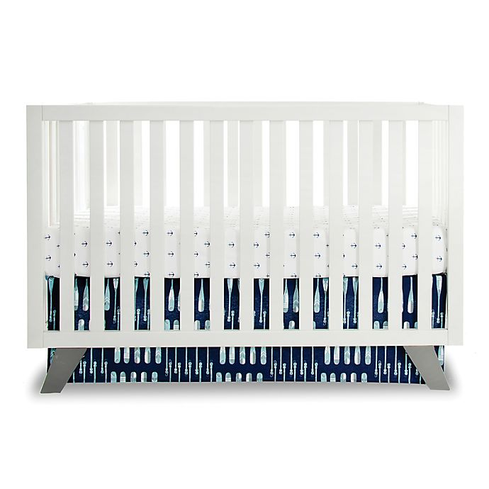 Alternate image 1 for Glenna Jean Lil Sailboat 2-Piece Crib Bedding Set