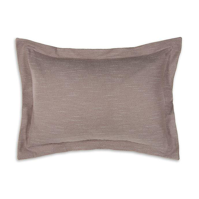 Alternate image 1 for Glenna Jean Lil Sailboat Large Pillow Sham in Grey