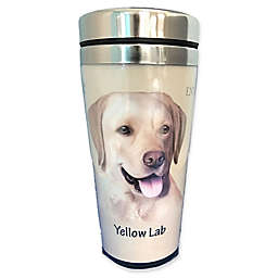 Bulldog 16-Ounce Stainless Steel Travel Mug