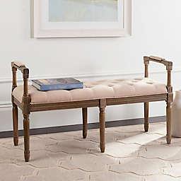 Safavieh Raiden Bench in Beige