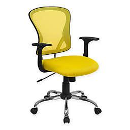 Flash Furniture Mid-Back Mesh Task Chair