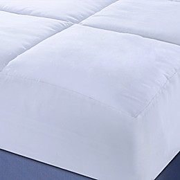 Clean Living Microfiber Water and Stain Resistant Mattress Pad