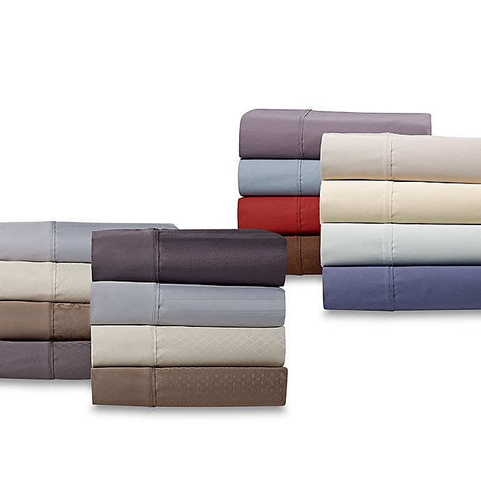 Alternate image 1 for Wamsutta® 625-Thread Count PimaCott® Sheet Set