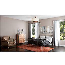 Contemporary Rustic Bedroom