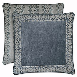 J. Queen New York™ Sicily European Pillow Sham in Teal
