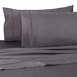 Wamsutta® Dream Zone® 725-Thread-Count Queen Fitted Sheet in Grey