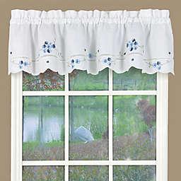 Today's Curtain Christine Kitchen Window Valance