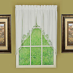 Today's Curtain Annabelle Window Swag Pair
