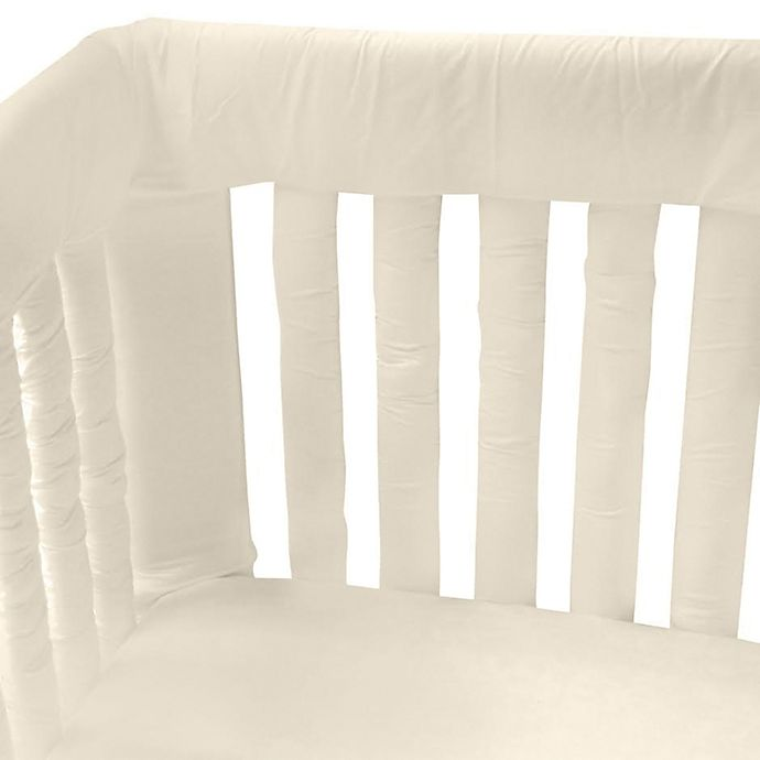 Alternate image 1 for Go Mama Go Crib Rail Guard in Ivory