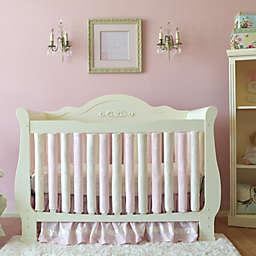 Go Mama Go Designs® Crib Bedding Collection in Pink/Cream
