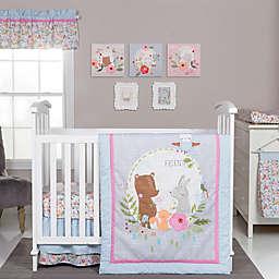 Trend Lab® My Little Friends 6-Piece Crib Bedding Set