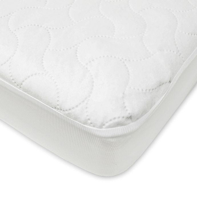 Alternate image 1 for American Baby Company® Waterproof Crib Mattress Pad Cover