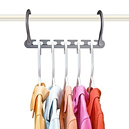 Wonder Hanger MAX™ in Grey (Set of 10)