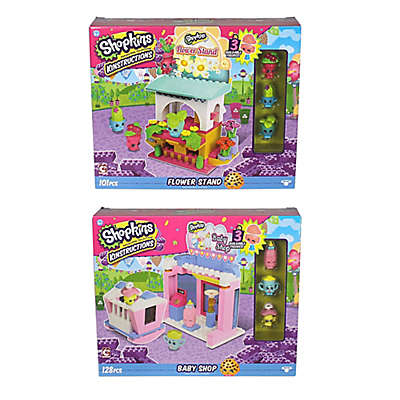 Shopkins™ Kinstruction Collection