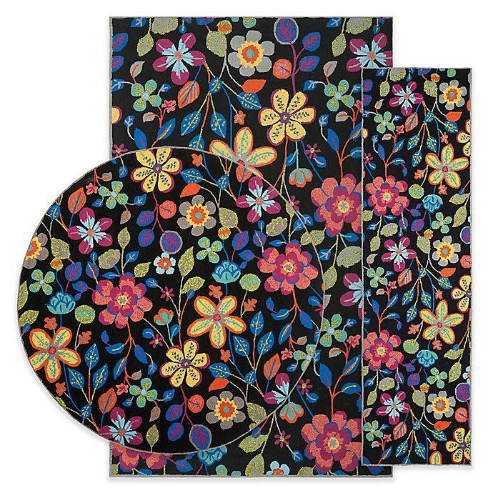 Alternate image 1 for Safavieh Four Seasons Floral Rug