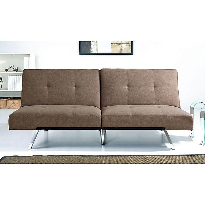 Abbyson Living Aspen Futon Sofa