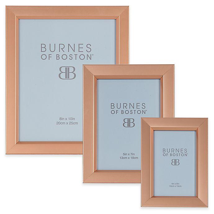 Burnes Of Boston Basic Frame In Copper Bed Bath Beyond
