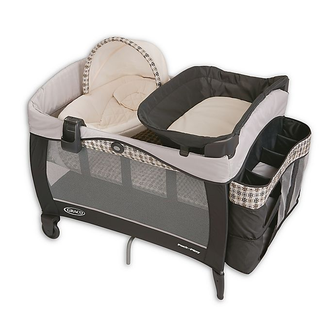 Alternate image 1 for Graco® Pack 'n Play® Playard with Newborn Napper® Elite in Vance™