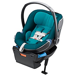 GB Idan Infant Car Seat with Load Leg Base in Capri Blue
