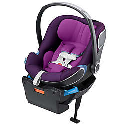 GB Idan Infant Car Seat with Load Leg Base in Posh Pink
