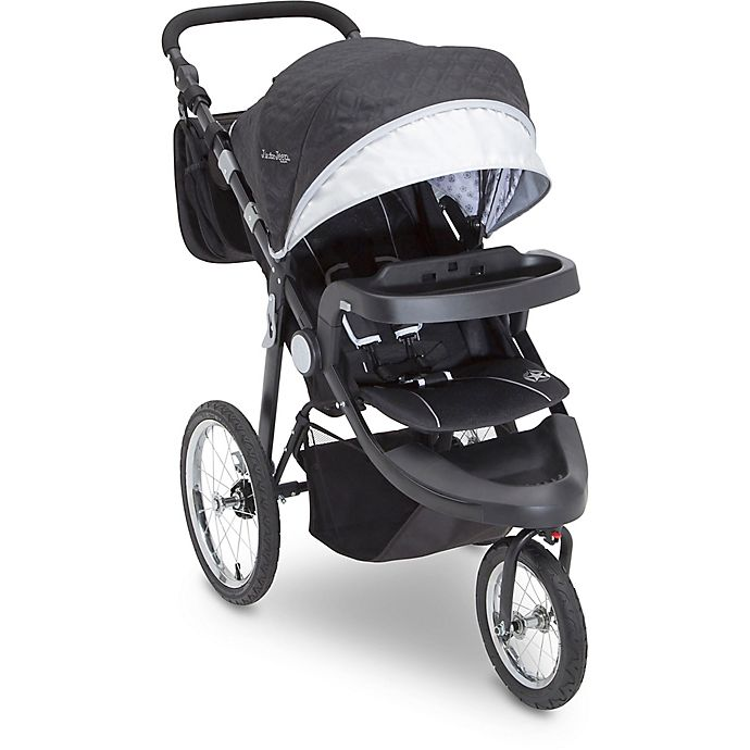 Alternate image 1 for J is for Jeep® Cross Country Sport Plus Jogger Stroller in Charcoal