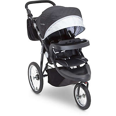 J is for Jeep® Cross Country Sport Plus Jogger Stroller in Charcoal