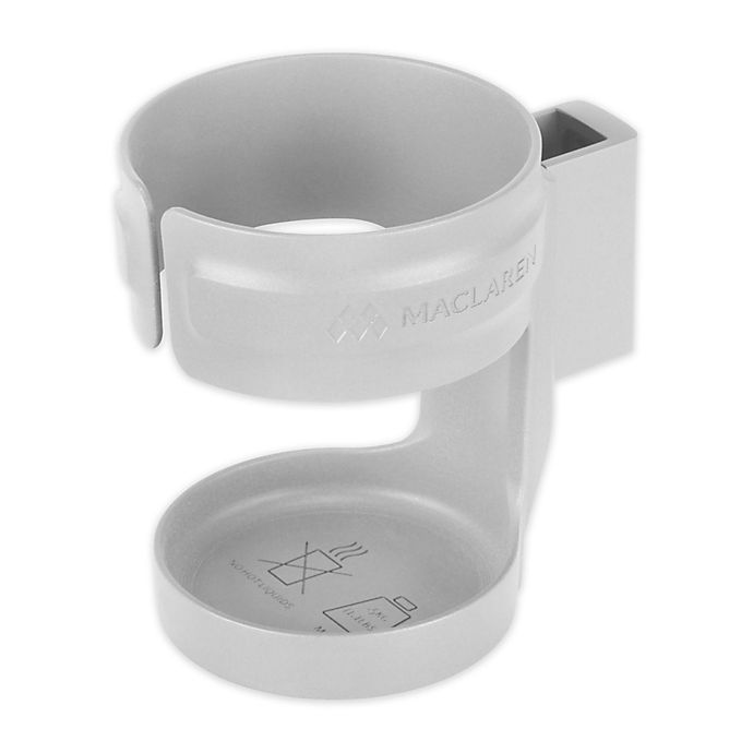 Alternate image 1 for Maclaren® Cup Holder in Silver