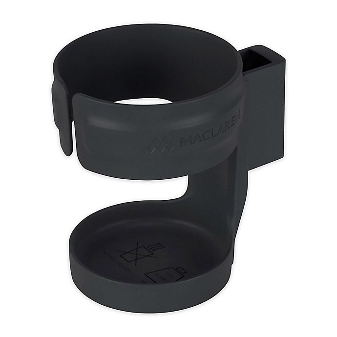 Alternate image 1 for Maclaren® Cup Holder in Black