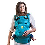 LÍLLÉbaby® COMPLETE™ Embossed Baby Carrier in Teal